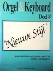 Orgel & Keyboard Nieuwe Stijl 8