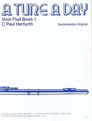 A Tune a Day - voor Fluit Boek 1 (NL)