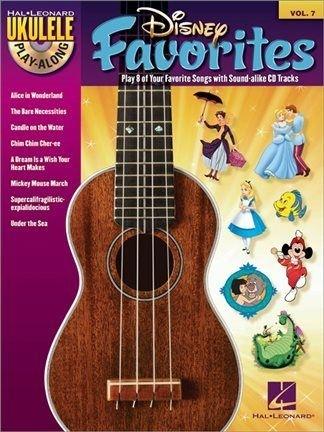 Ukulele Play Along Volume 7: Disney Favourites