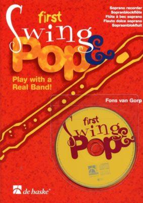 First Swing & Pop (+CD)