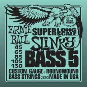 Ernie Ball 2850 Super Longscale Slinky Bass 5