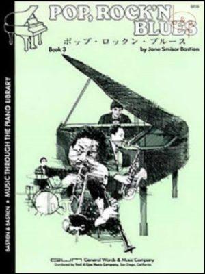Pop, Rock'n Blues, Book 3