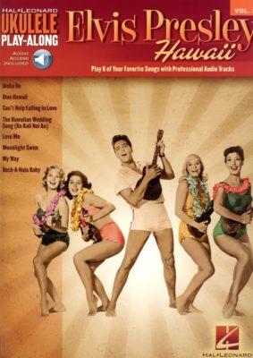 Ukulele Play-Along, vol.36; Elvis Presley, Hawaii