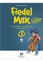 Fiedel-Max goes Cello 3 (+CD)