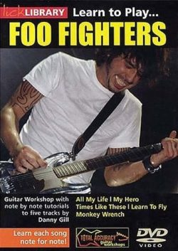 Learn To Play Foo Fighters