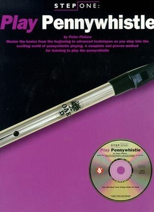 Step One Play Pennywhistle