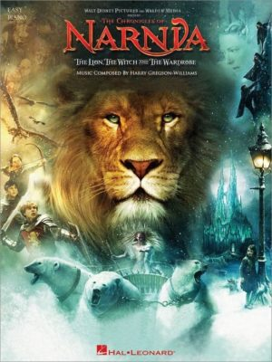 The Chronicles Of Narnia - easy piano