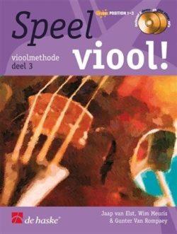 Speel viool! deel 3