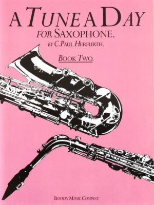 A Tune a Day deel 2 - Eb Saxophone