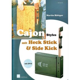 Cajon Styles For Heck Stick & Side Kick