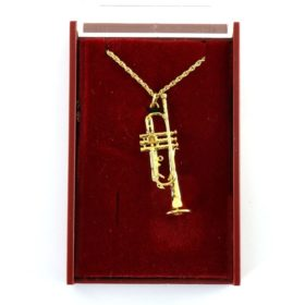 Bedel: Pickboy Trompet Gl + Halsketting