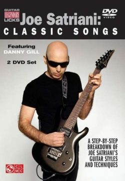 Joe Satriani; Classic Songs DVD