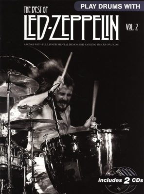Play Drums With... The Best Of Led Zeppelin - Volume 2
