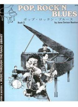 Pop, Rock'n Blues, Book 2