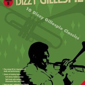 Jazz Play Along: Volume 9 - Dizzy Gillespie