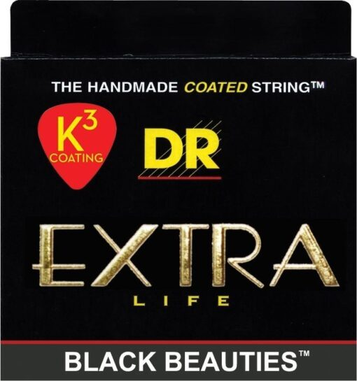 DR BKE-10 Black Beauty Coated