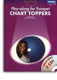 Guest Spot: Chart Toppers, Playalong for Trumpet