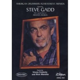 Steve Gadd; American Drummers Achievement Awards DVD