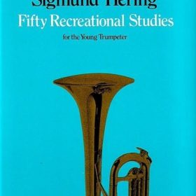 Sigmund Hering; 50 Recreational Studies for the Young Trumpeter