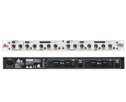 DBX 266XS
