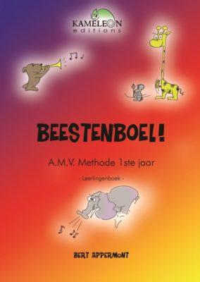 Beestenboel! Leerlingenboek