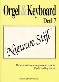 Orgel & Keyboard Nieuwe Stijl 7