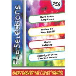 Pop Selections 258