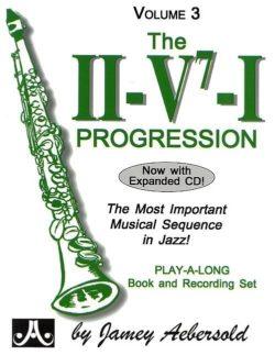 Volume 3 - The II/V7/I Progression