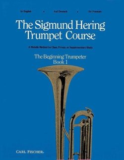 The Sigmund Hering Trumpet Course, Book 1