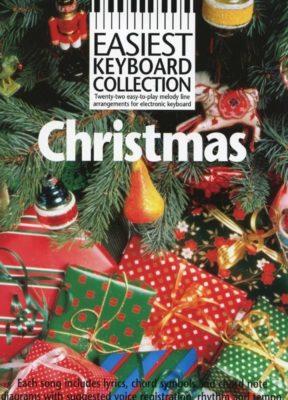 Easiest Keyboard Collection; Christmas