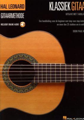 Hal Leonard Gitaar Methode: Klassiek gitaar (Uitgave met Tabulatuur)