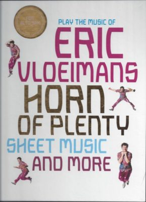 Eric Vloeimans; Horn of Plenty (Asax)