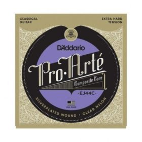 D'addario EJ44C extra hard tension
