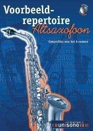 Voorbeeldrepertoire A - Alto Saxophone