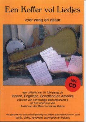 Een Koffer Vol Liedjes (+CD)