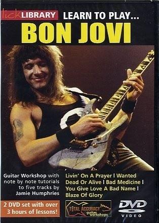 Learn To Play: Bon Jovi