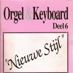 Orgel & Keyboard Nieuwe Stijl 6