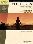 Piano Library; BEETHOVEN Piano Sonatas Volume I