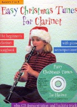 Easy Christmas Tunes for Clarinet