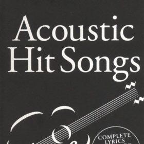 Little Black Songbook: Acoustic Hit Songs