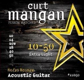 Curt Mangan Bronze 10-50