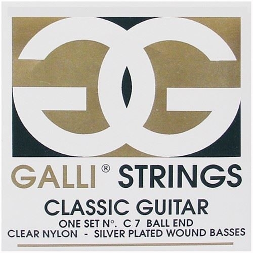 Galli Strings C7 Classic Ball End