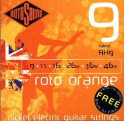 Rotosound RH9 Roto Orange