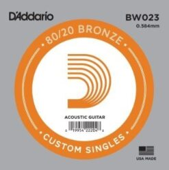 D'addario BW023 Single String