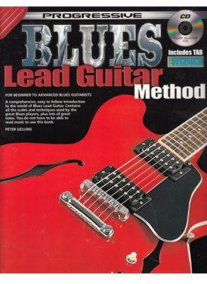 Blues Lead Guitar Method