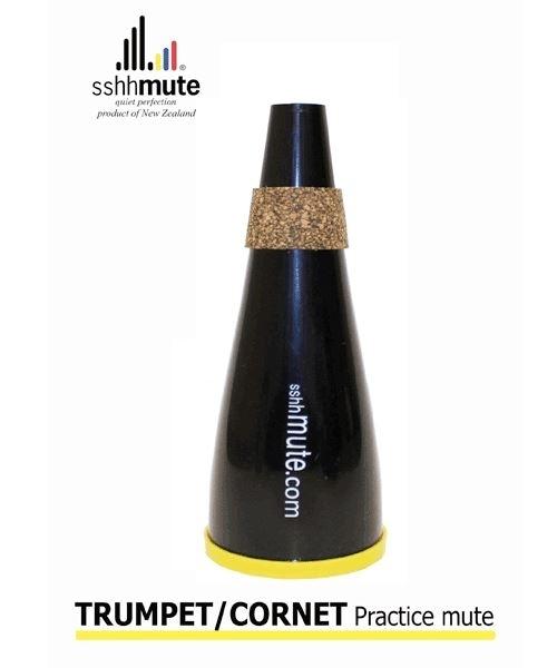 sshh-Mute Trompet/Cornet Studiedemper
