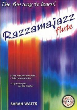 Razzamajazz for Flute incl. CD