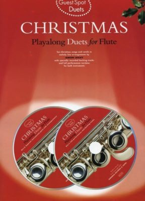 Guest Spot; Christmas Playalong Duets For Flute