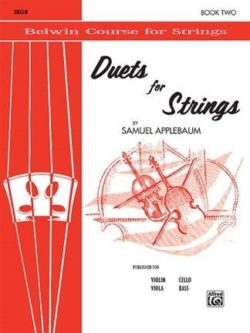 Duets for Strings Book II - Cello