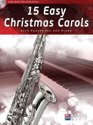 15 Easy Christmas Carols (Asax and Piano)